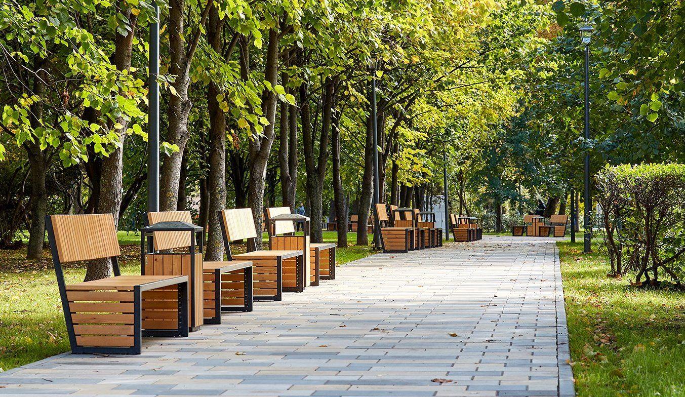 Новая зона для прогулок появится на проспекте Андропова