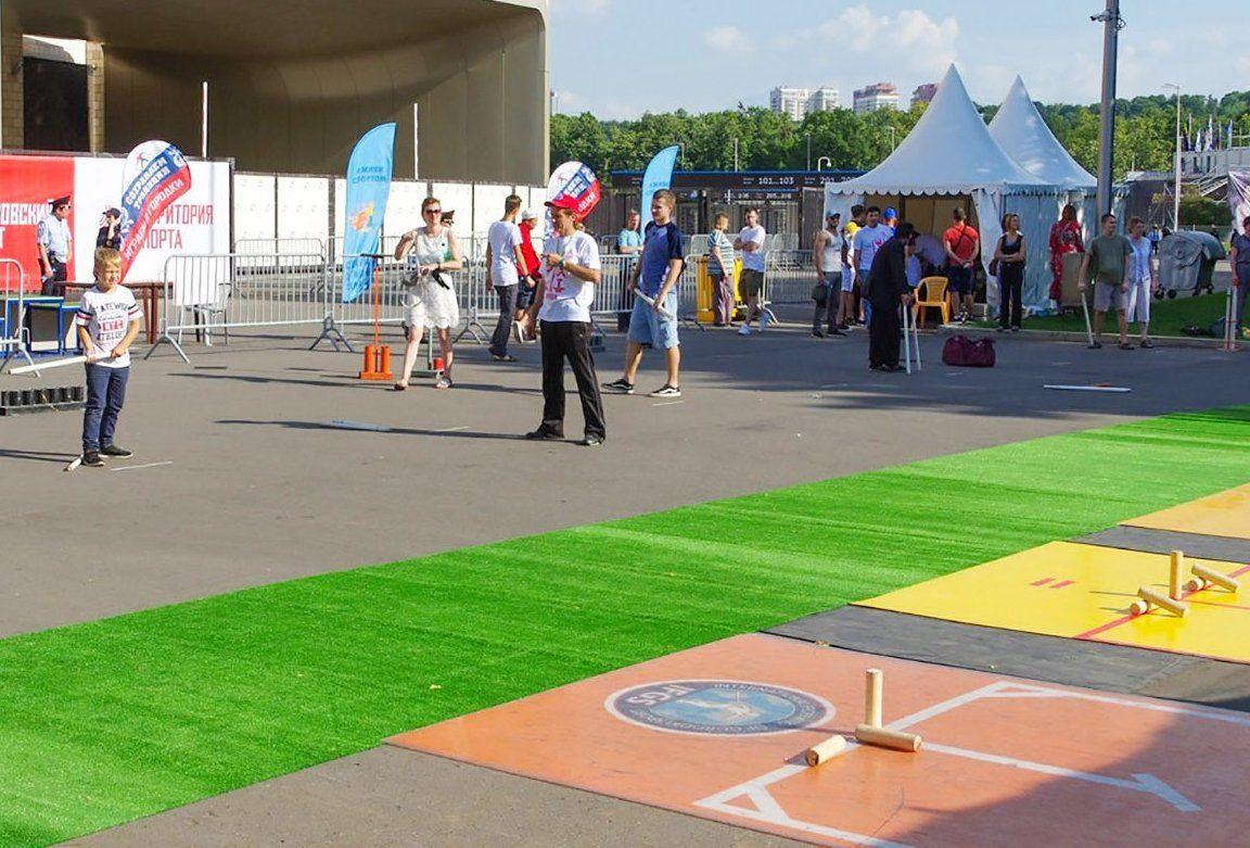 Кубок мэра Москвы по городошному спорту пройдет с 10 по 17 августа