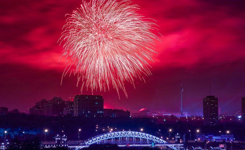 В «Садовниках» запустят праздничный салют. Фото: сайт мэра Москвы