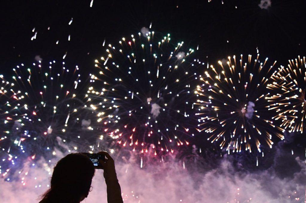 Более 150 тысяч активный москвичей выбрали праздничную программу ко Дню города. Фото: сайт мэра Москвы