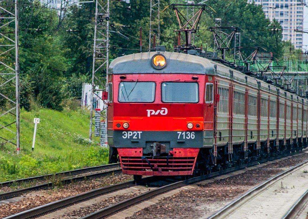 Несколько электричек отменят на Павелецком направлении