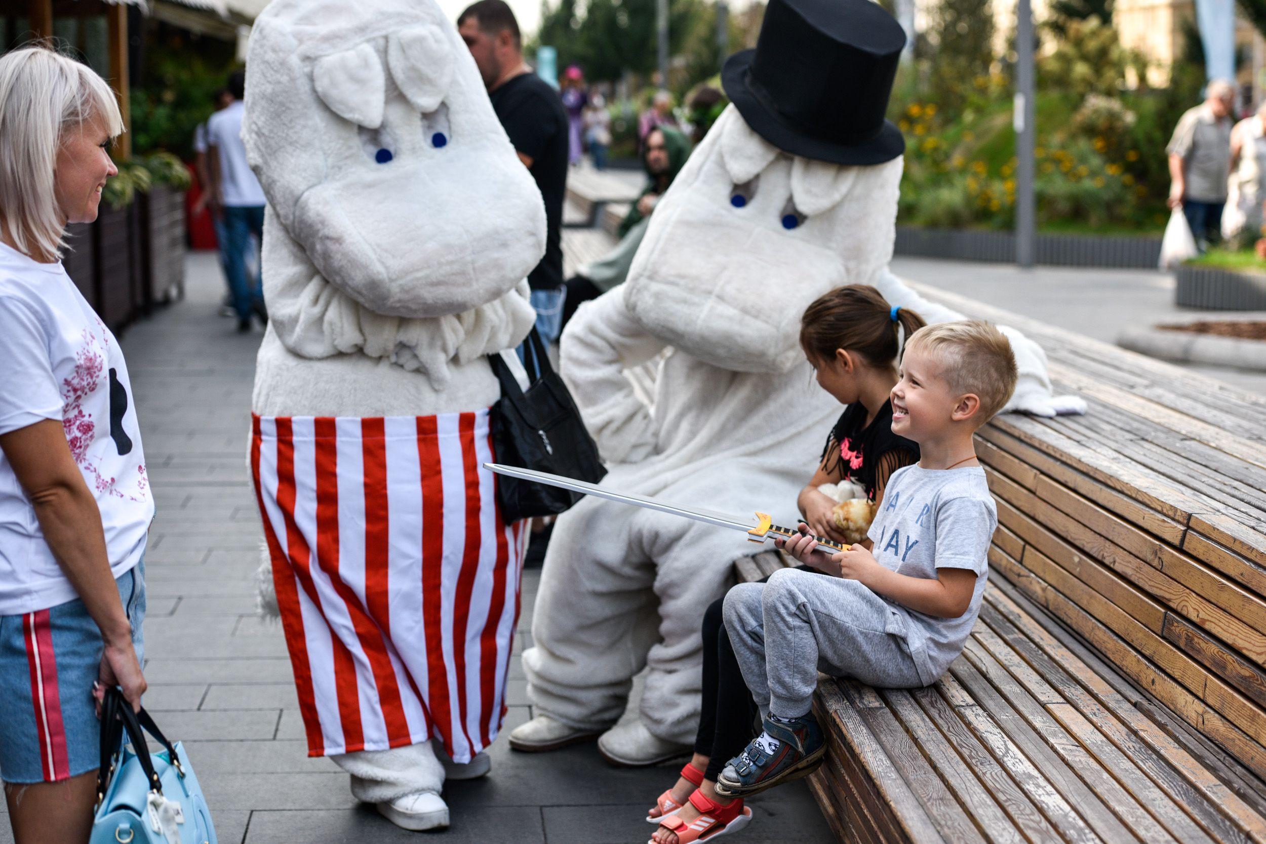 Москвичей пригласили на мероприятия последней недели лета