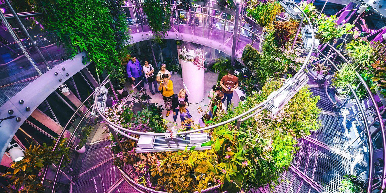 Москвичей пригласили на фестиваль ландшафтного дизайна