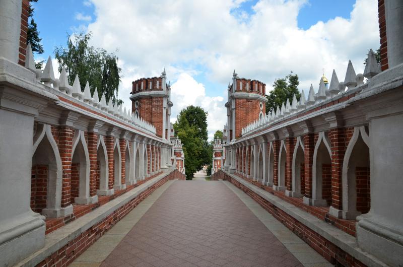 Экскурсии на жестовом языке проведут в музее-заповеднике «Царицыно»