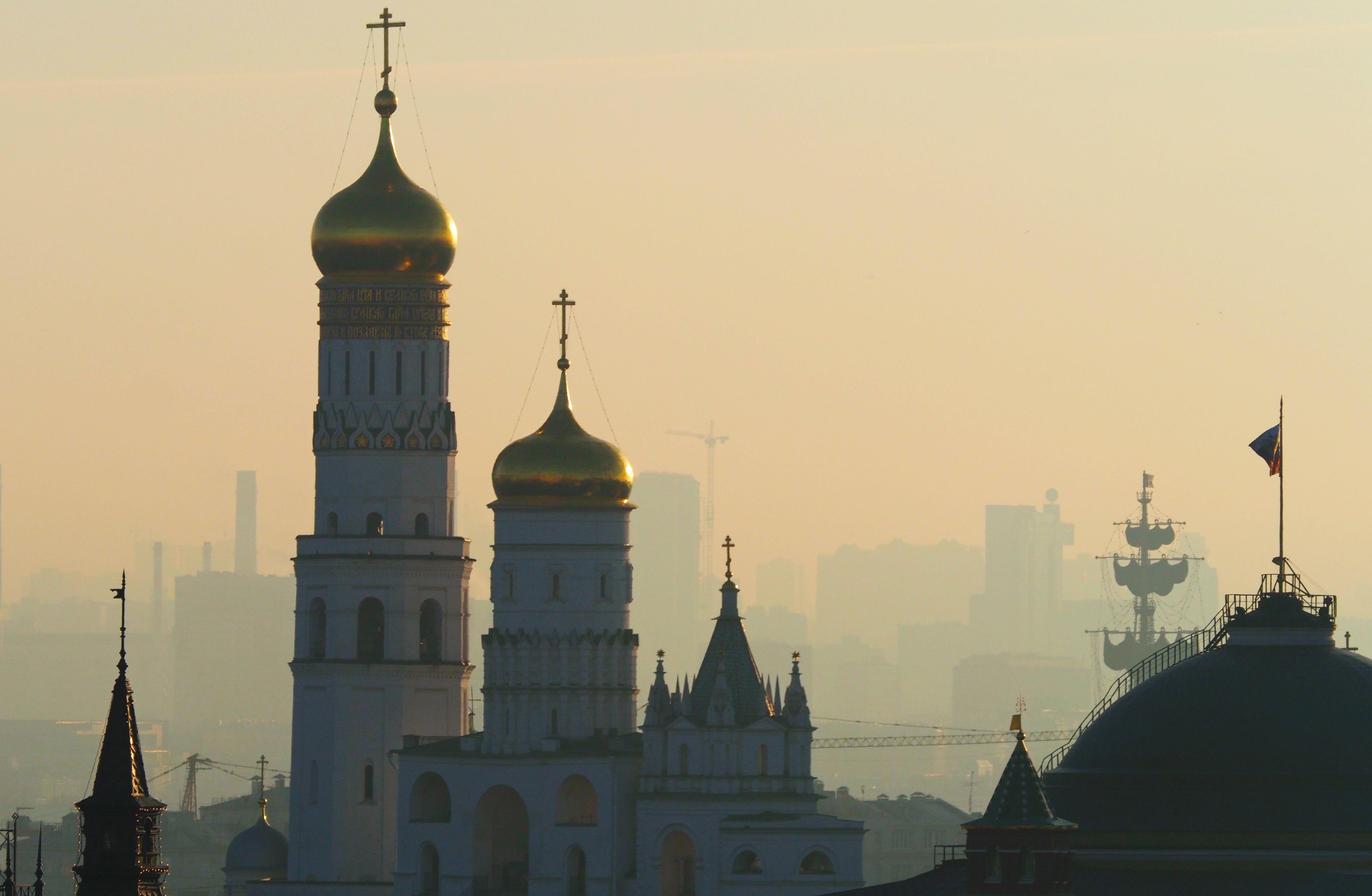 Московская температура снизится в среду