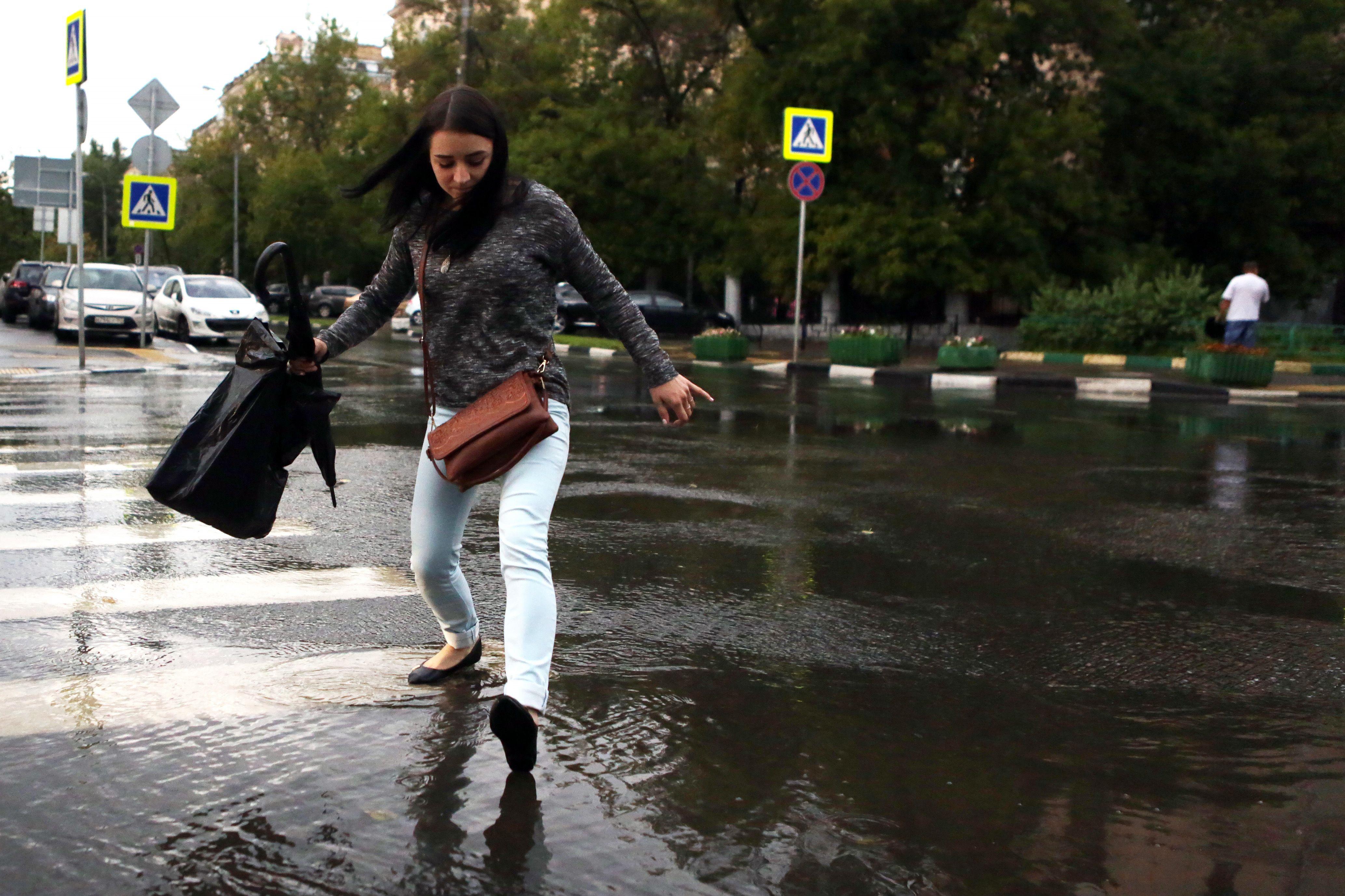 Московские выходные принесут настоящую осень