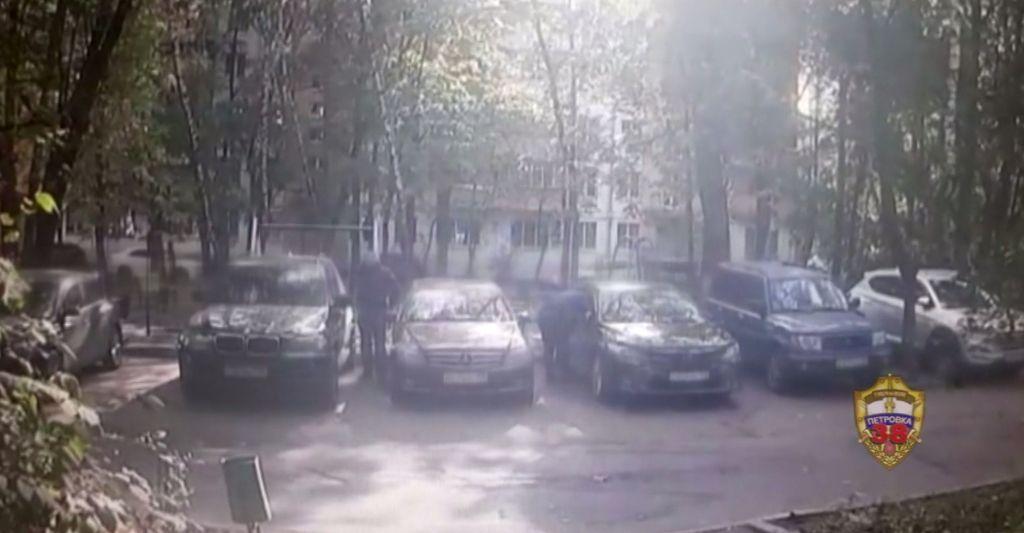 Столичные полицейские задержали подозреваемых в совершении квартирных краж