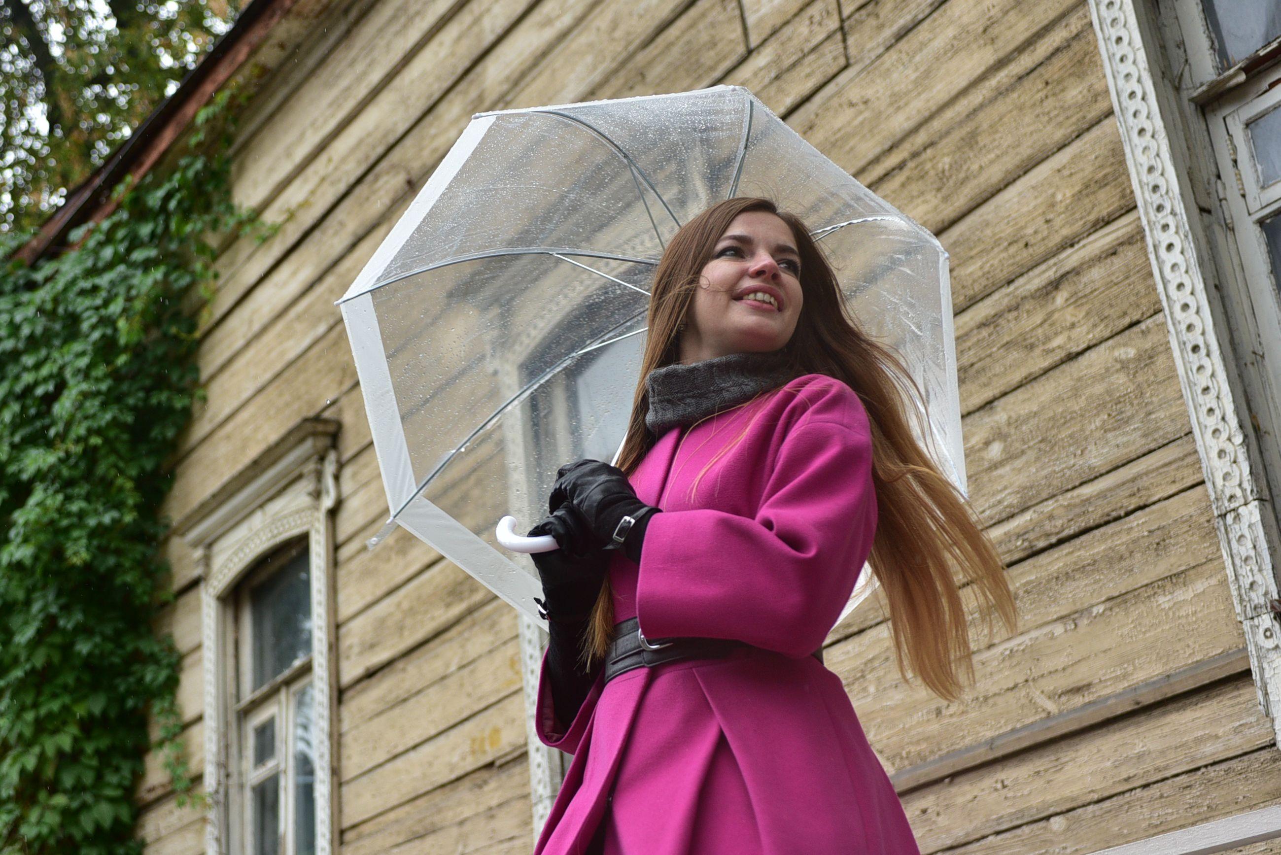 Выходные принесут похолодание в Москву