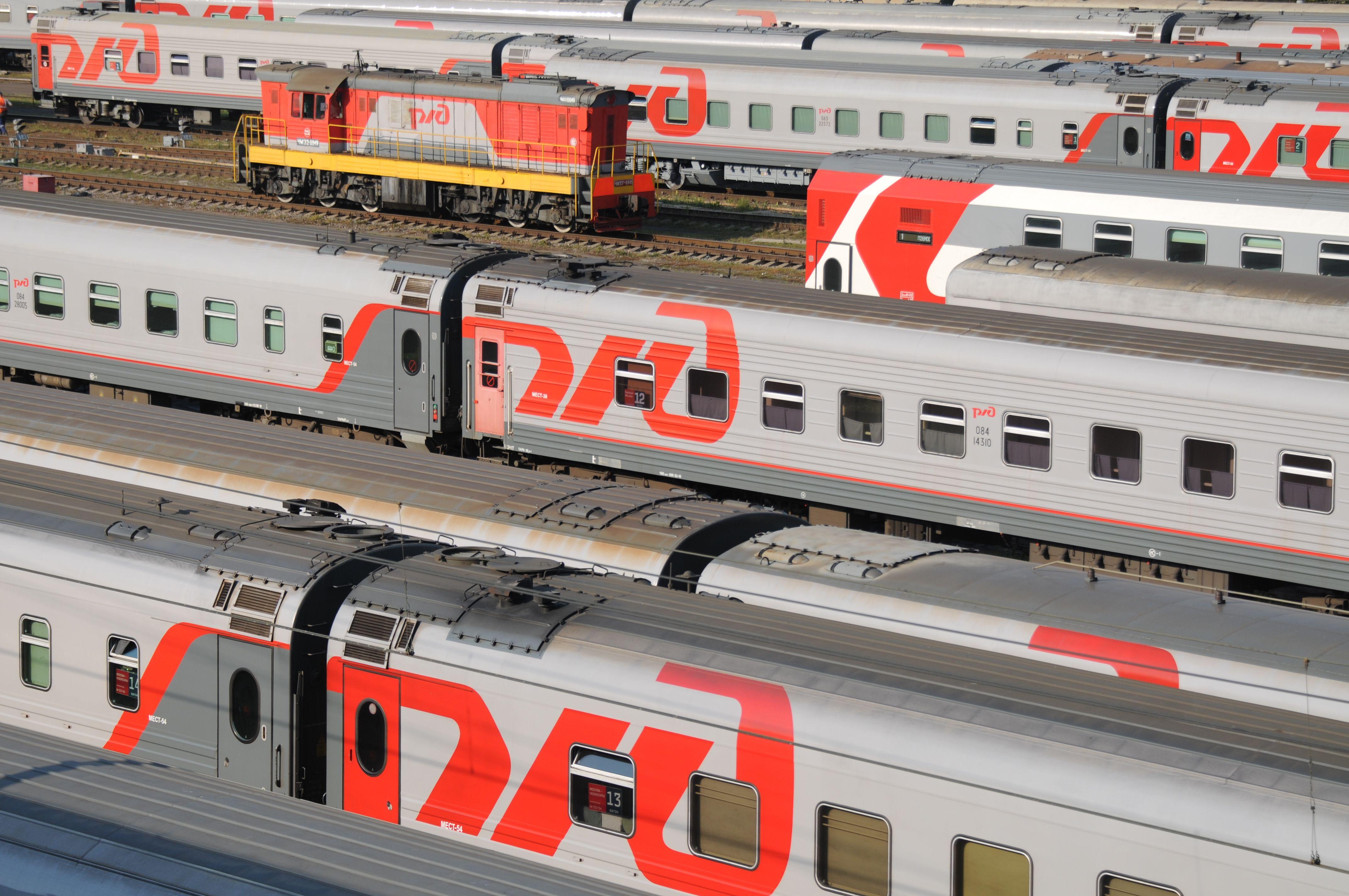 МЖД анонсировала два ночных поезда из Москвы в Москву