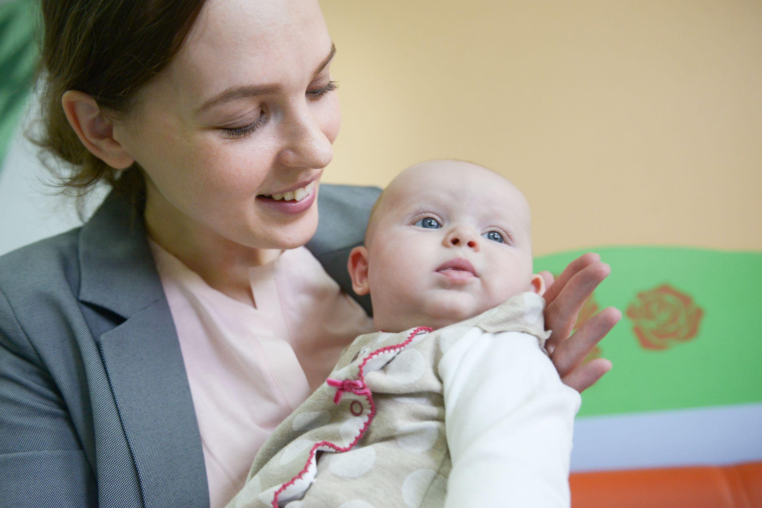 Москва откроет детскую поликлинику с семью отделениями на улице Академика Анохина