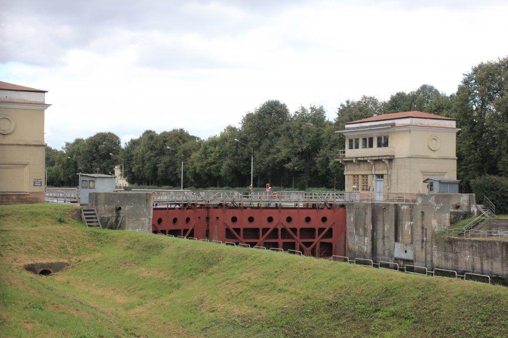 Шлюз №10, построенный заключенными