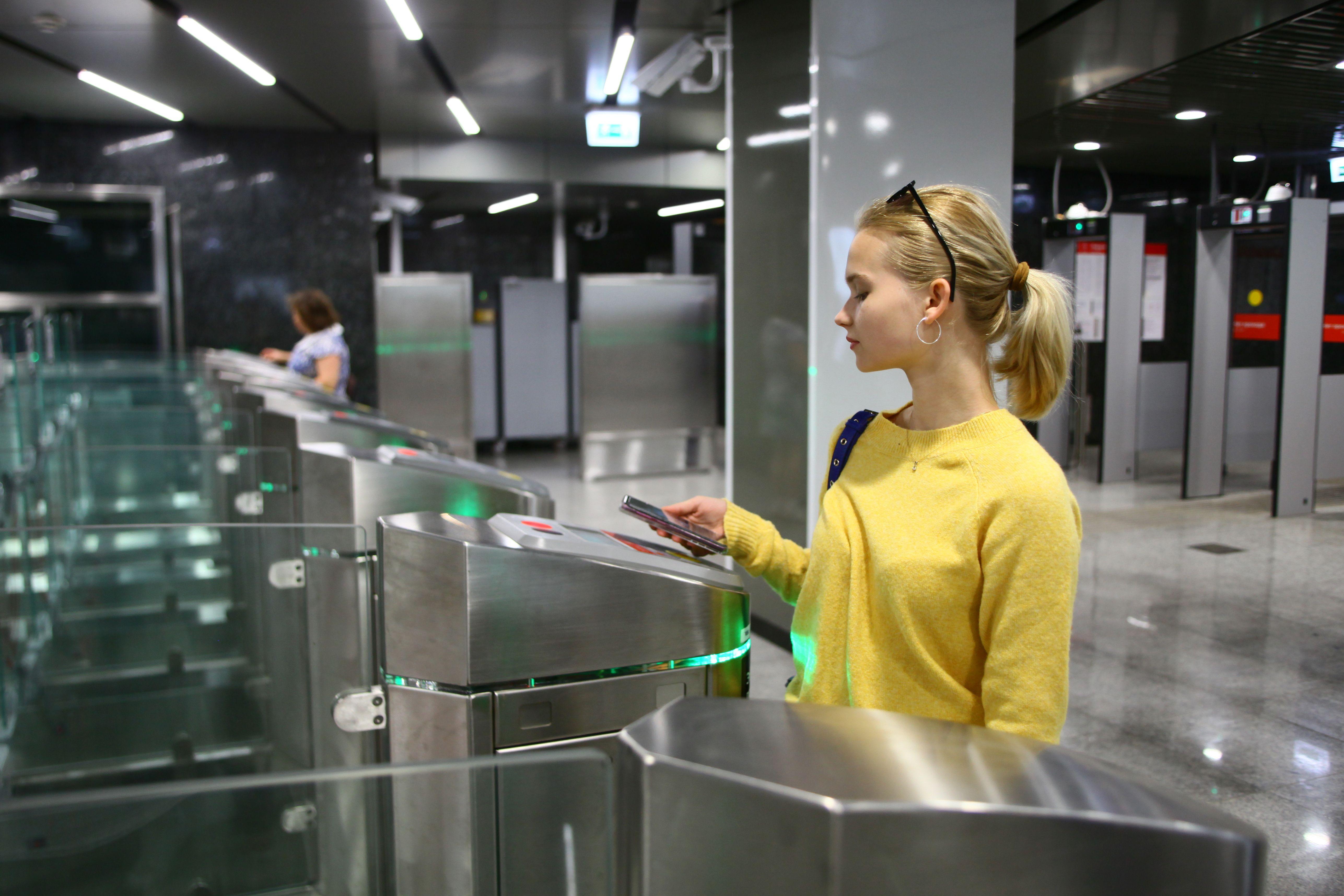 Ограничения введут на нескольких станциях столичного метро