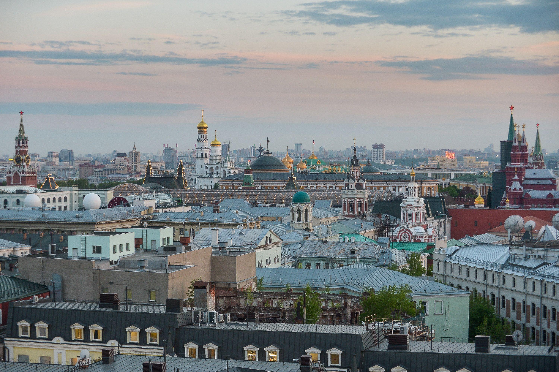 Московская среда принесет тепло и солнце