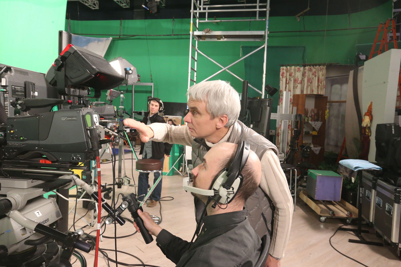 Новые павильоны для съемок кино появятся в Москве