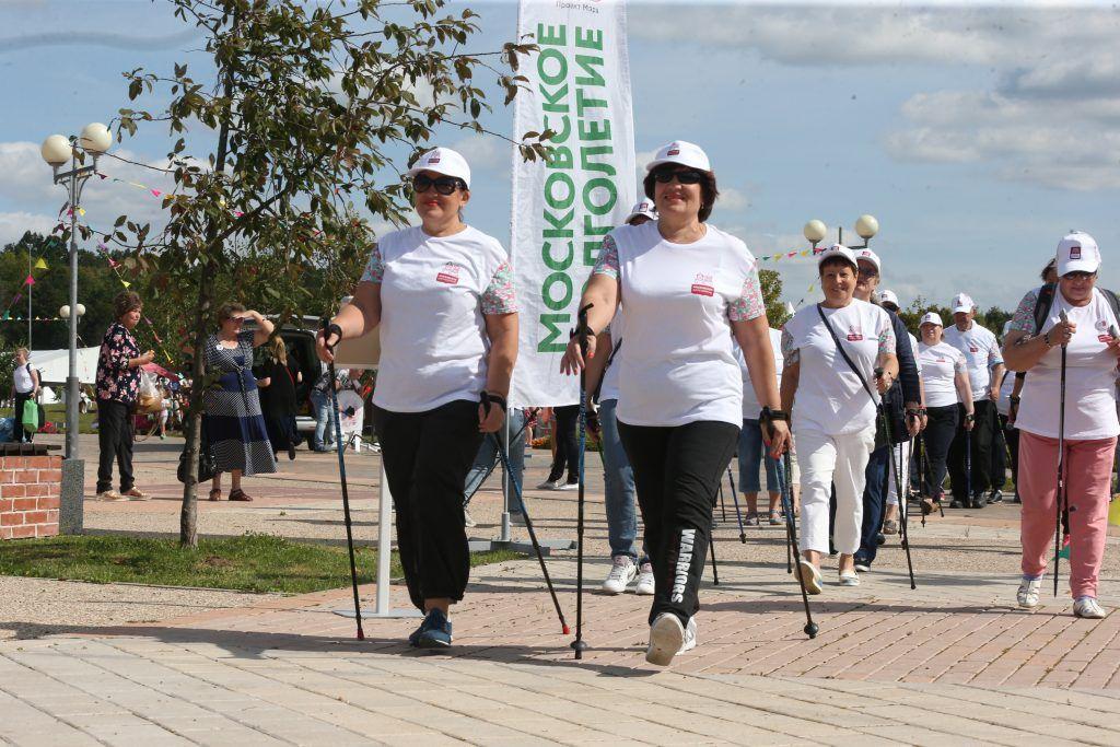 Жители старшего поколения из Москвы установили мировые рекорды.Фото: архив, «Вечерняя Москва»