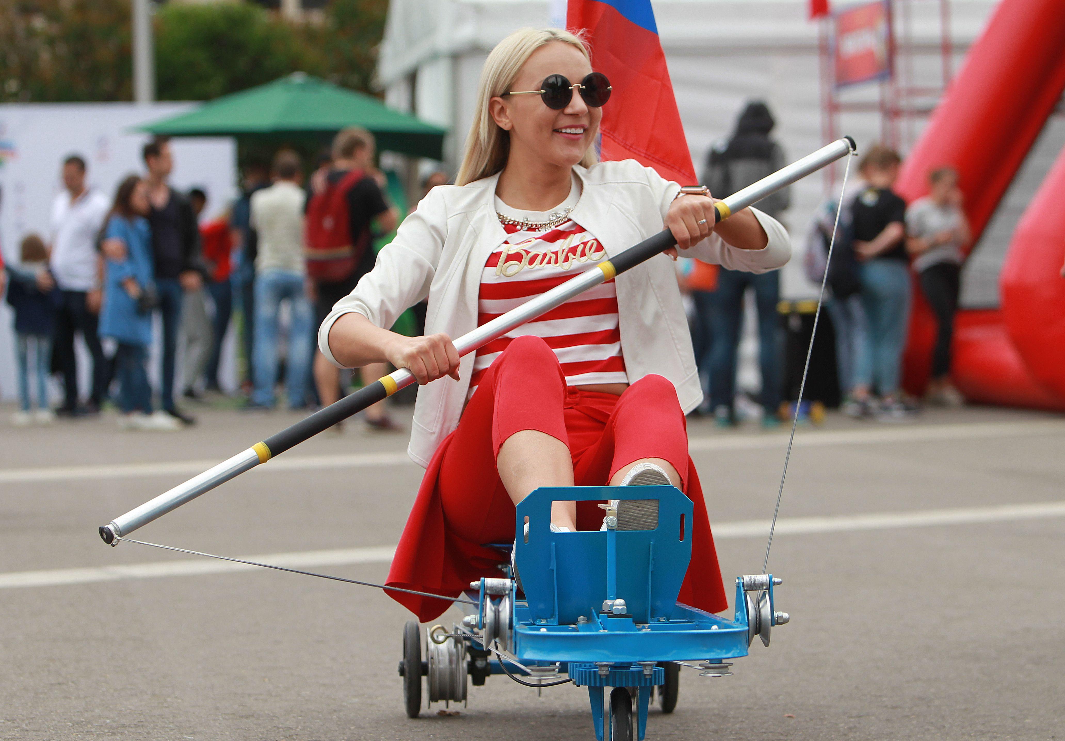 Спорткомплекс «Лужники» примет финал Спартакиады трудящихся в День города