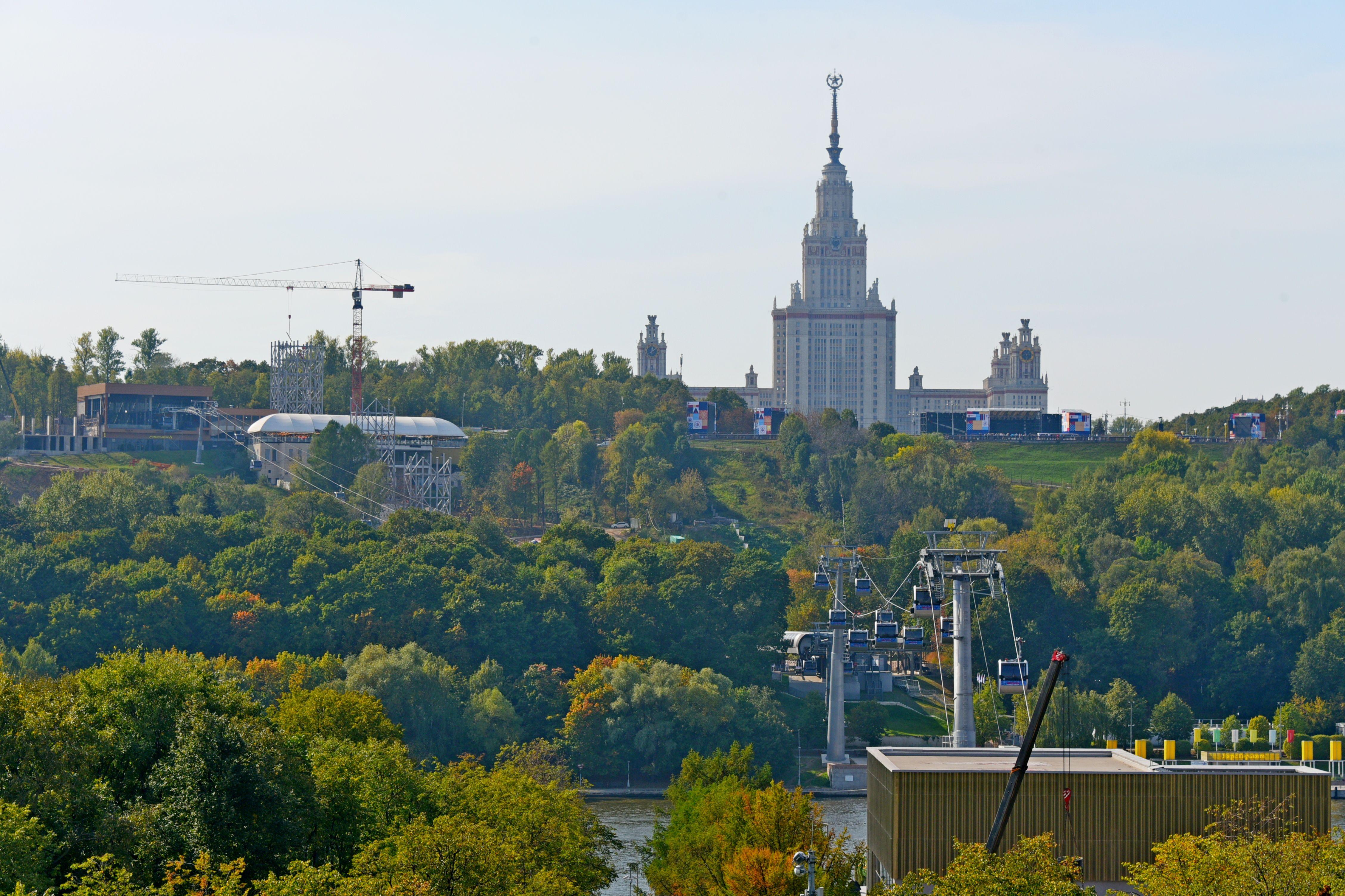 Погода покажет «подобие бабьего лета» москвичам