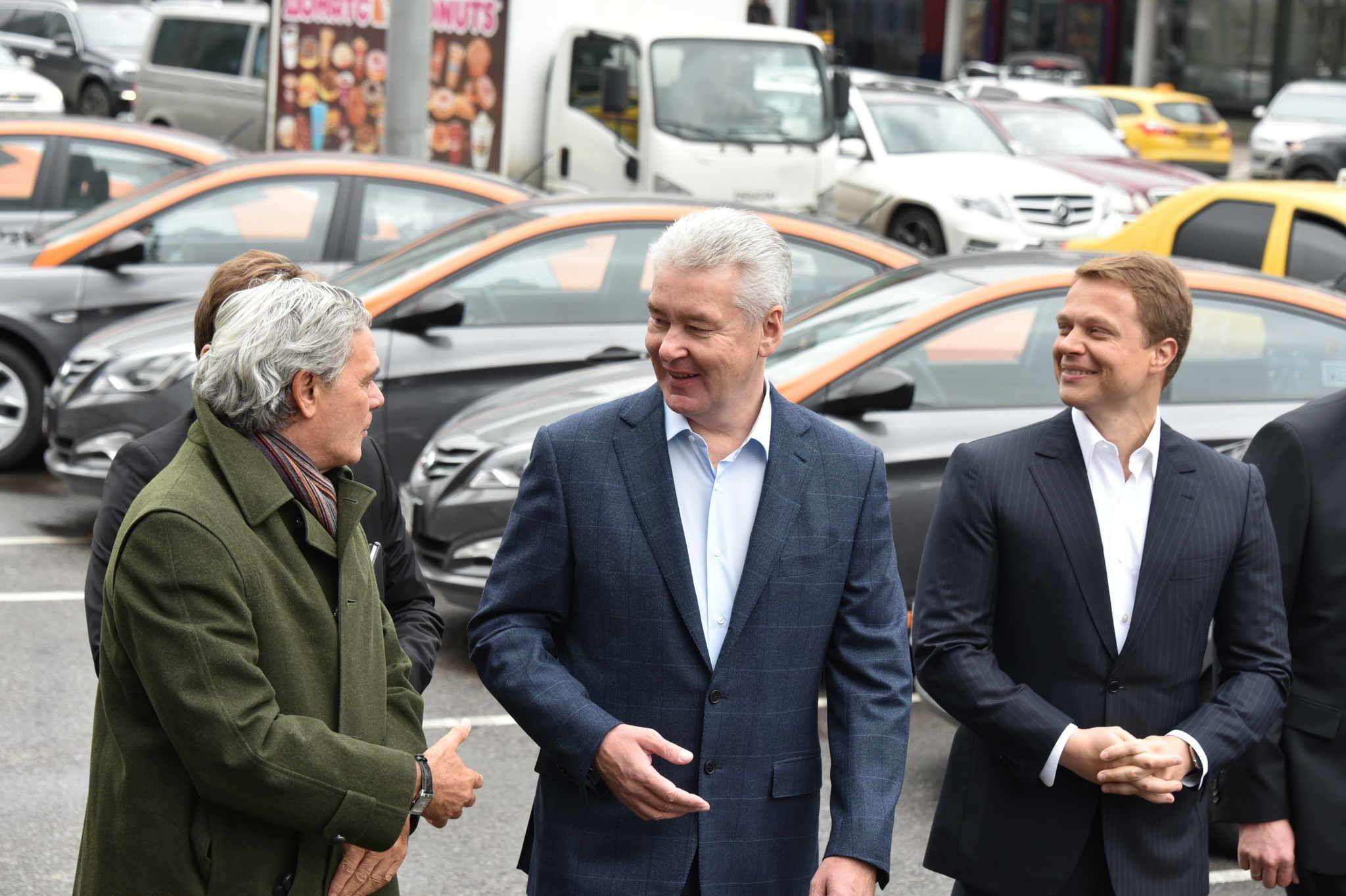 Собянин: Число пользователей каршеринга в Москве достигло миллиона человек