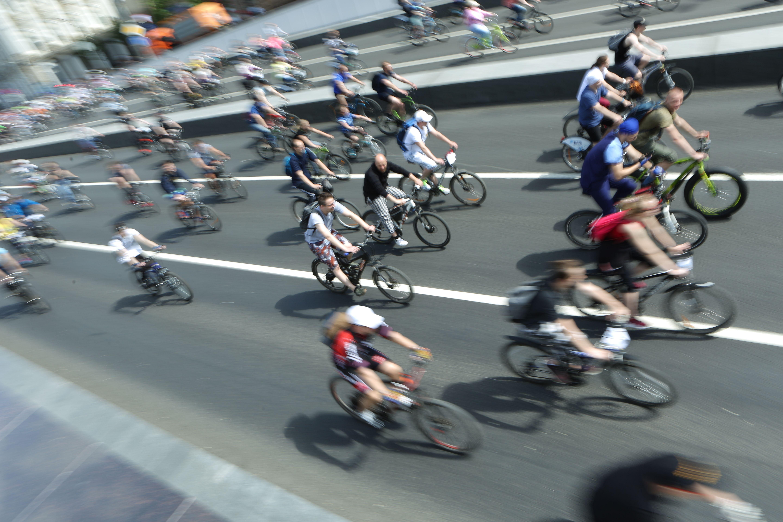 Московский осенний велофестиваль соберет 30 тысяч участников