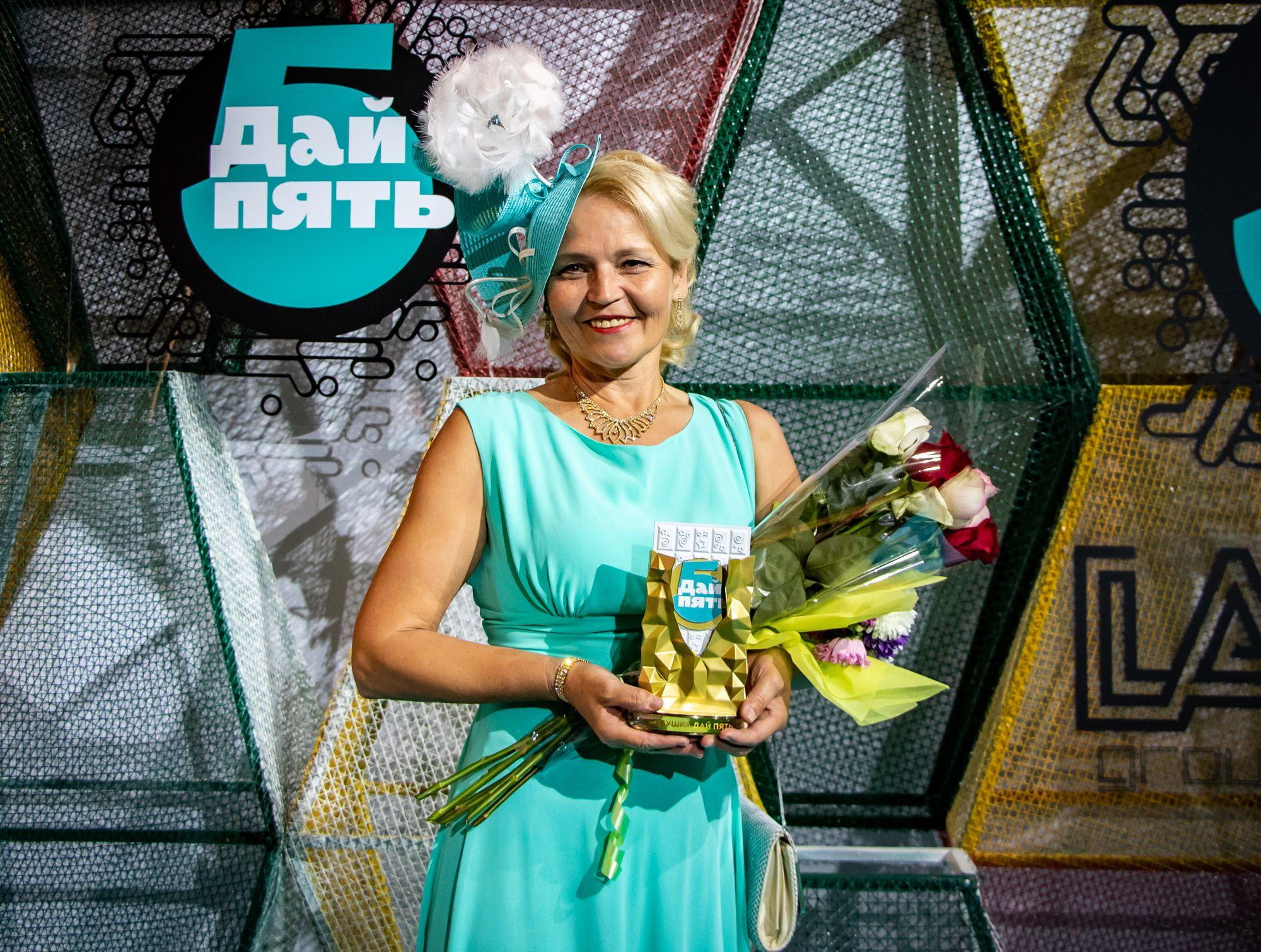 Лучшая бабушка Москвы: жительница юга победила в номинации конкурса «Дай пять!»