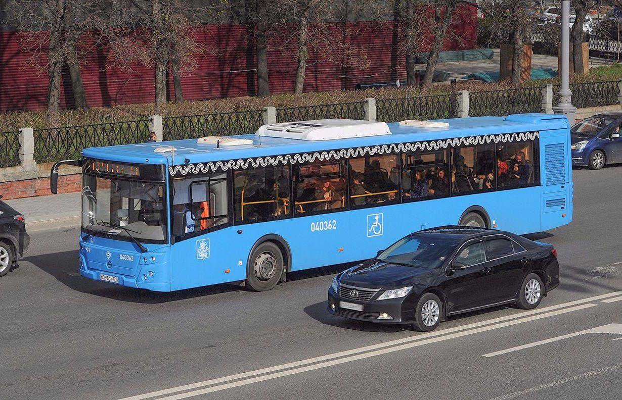 Время отправления автобуса №738 изменили