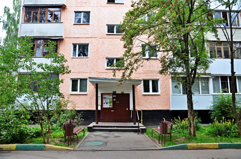 Капитальный ремонт дома на Днепропетровской улице завершат в октябре