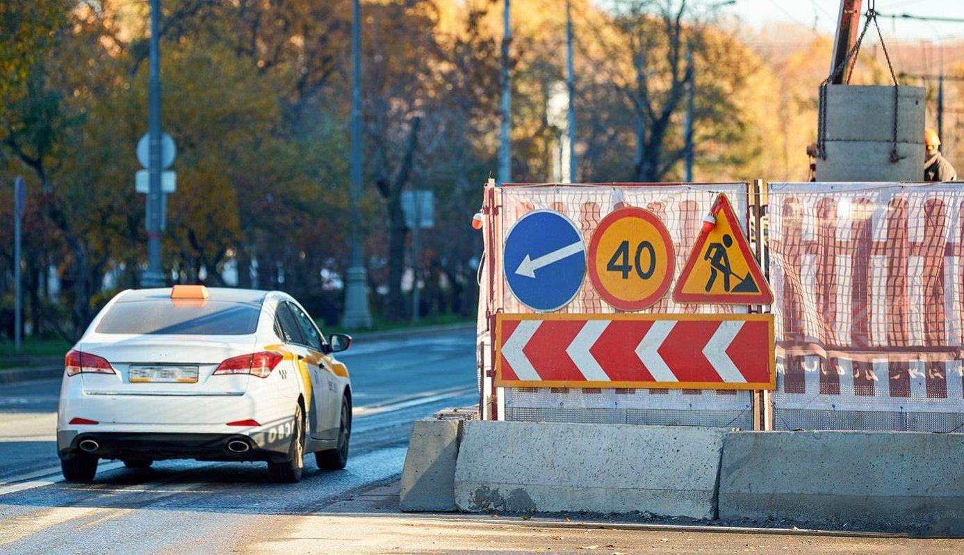 Движение транспорта на Донской улице скорректируют