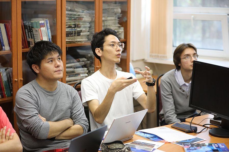 Студенты из Японии пройдут стажировку в Национальном исследовательском ядерном университете. Фото: официальная страница НИЯУ «МИФИ» ВКонтакте