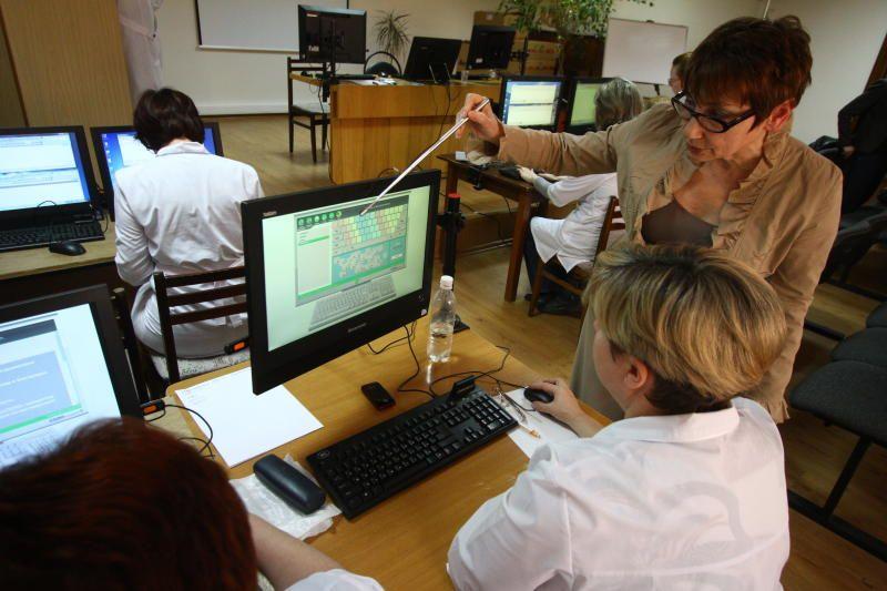 В столице первыми в России создали электронную базу прививок