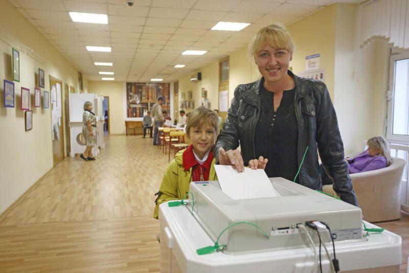 В Москве выборы прошли без жалоб на работу избирательных участков