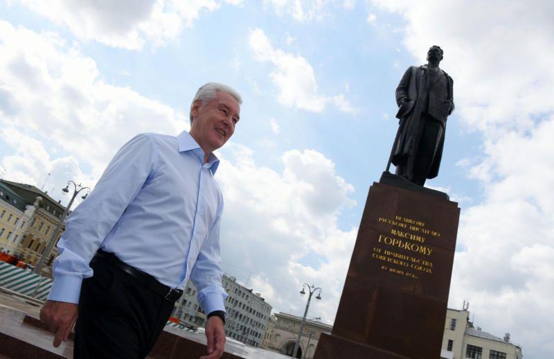 Собянин: С 2011 года в Москве отреставрировано более 1,3 тыс объектов