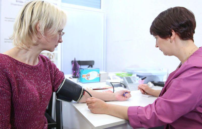 Москвичи смогут бесплатно проверить свое здоровье в поликлиниках столицы
