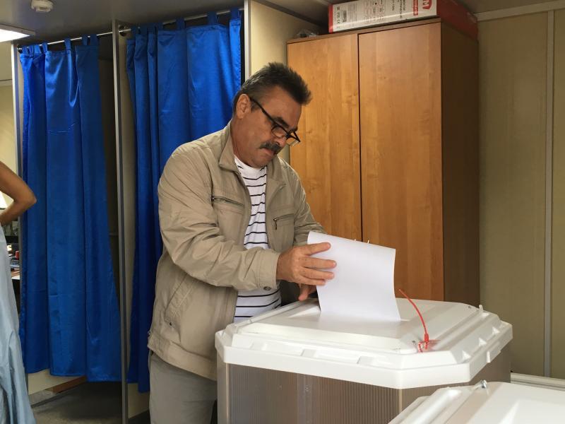 К 13 часам явка по электронному голосованию составляет 51,5%