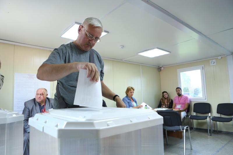 Более 28 тысяч горожан проголосовали досрочно на выборах депутатов в Мосгордуму