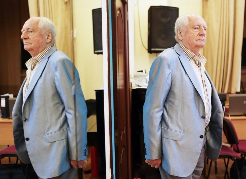 Режиссер Марк Захаров скончался на 86 году жизни