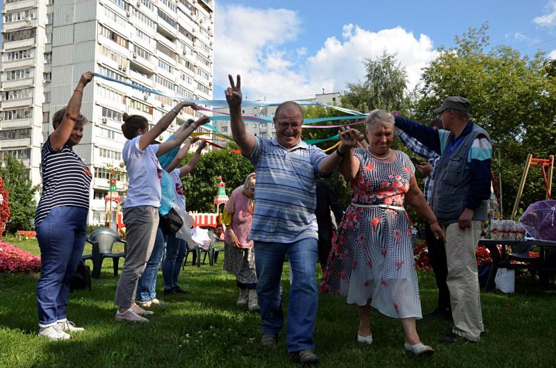 Участники «Московского долголетия» встретятся в Нагатине-Садовниках