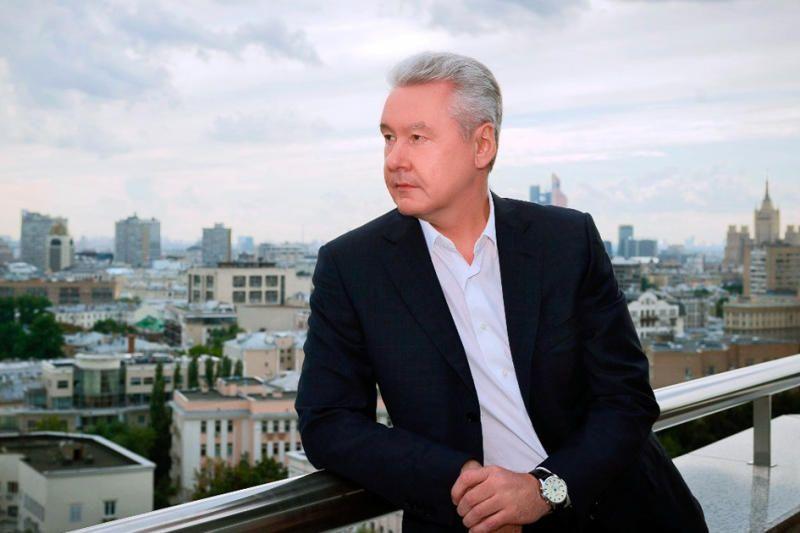 Собянин призвал москвичей проголосовать на выборах в Мосгордуму