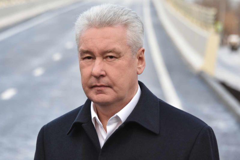 Собянин открыл первый участок новой дороги в ТиНАО