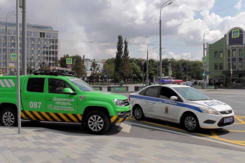 На юге столицы участковый задержал подозреваемого в причинении легкого вреда здоровью