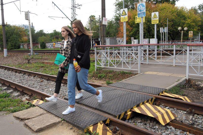 Переход через железнодорожные пути планируют построить на Ереванской улице