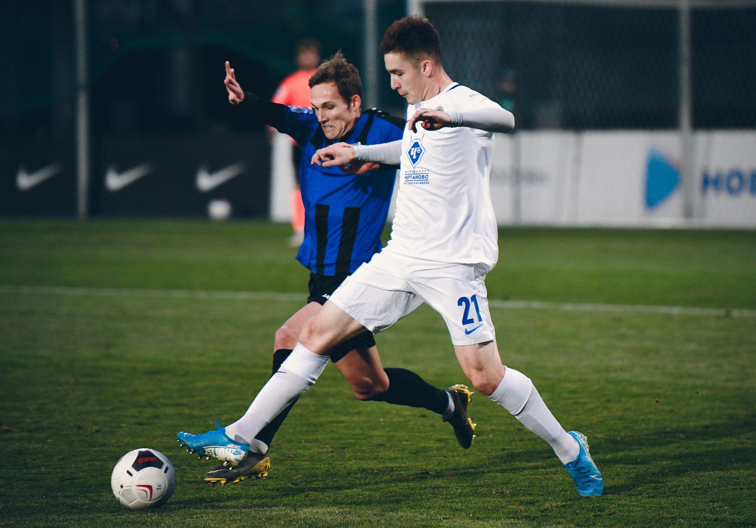 Футболисты «Чертаново» впервые сыграют с командой Премьер-Лиги «Оренбург»