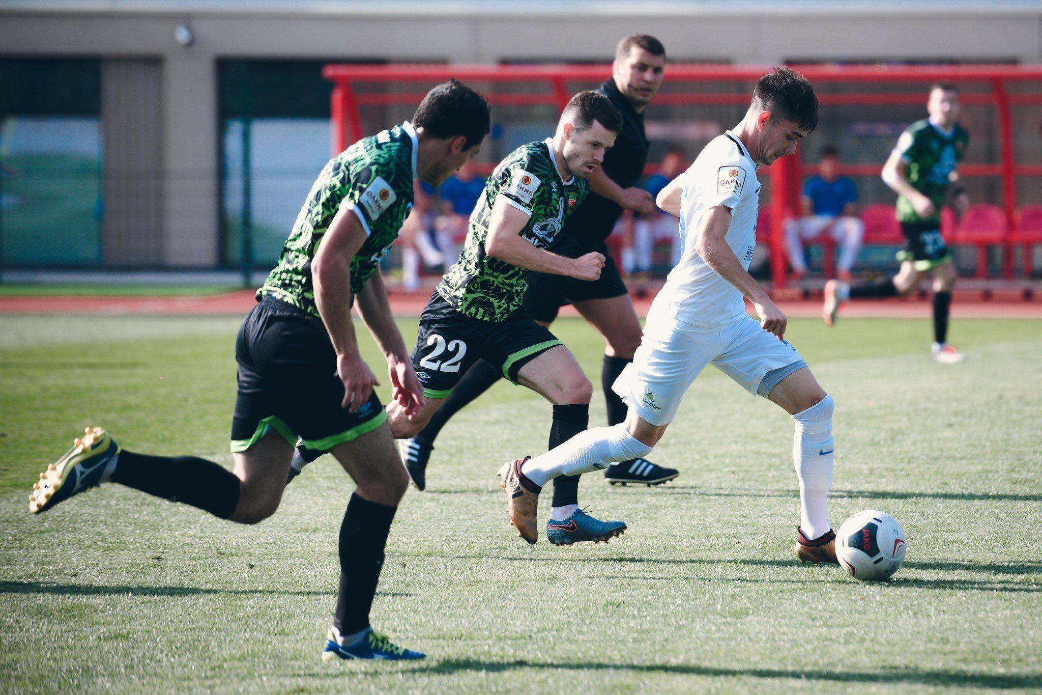 Около пяти домашних матчей сыграет команда «Чертаново» до конца осени