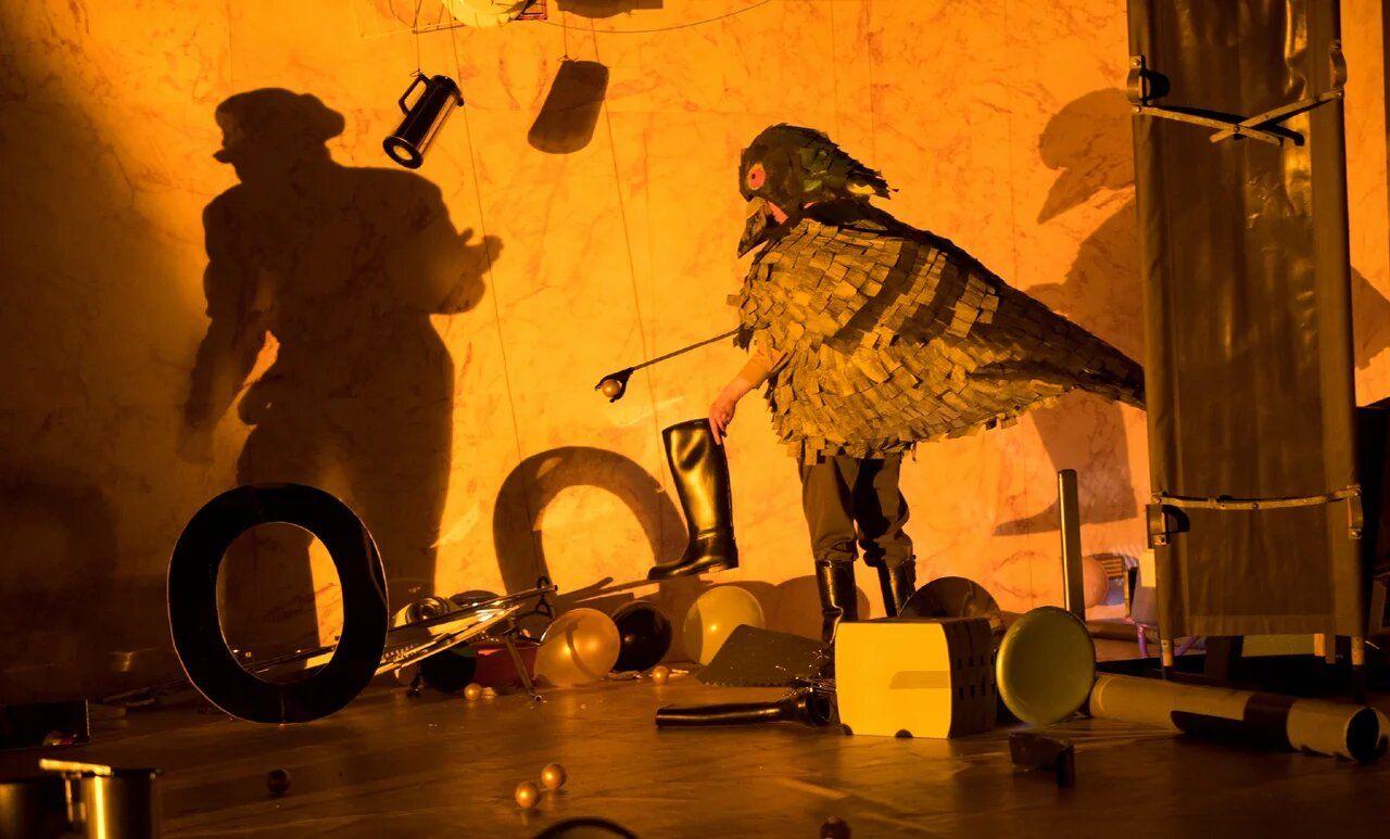 Столичным театралам рассказали о программе фестиваля «ГАВРОШ»
