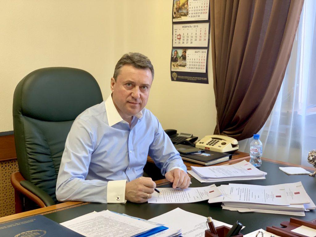 Фото предоставила помощник депутата Государственной Думы А.Б.Выборного Анастасия Медяник