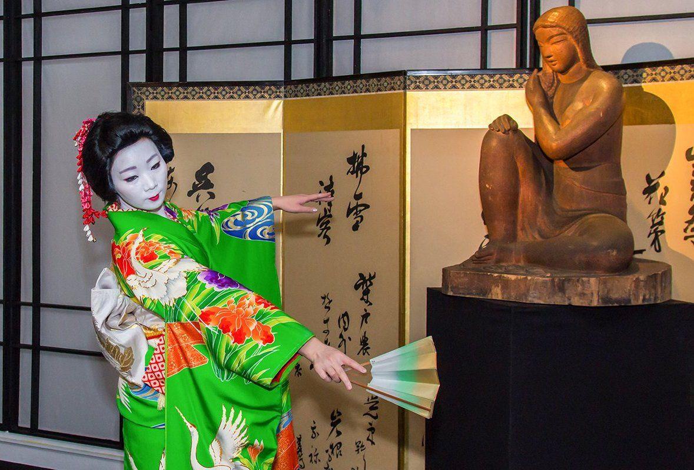 Столичных школьников познакомят с японской культурой