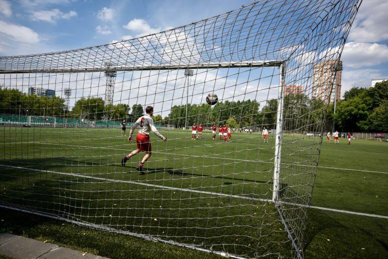 Турнир «Меняй игру» проведут на стадионе «Торпедо»