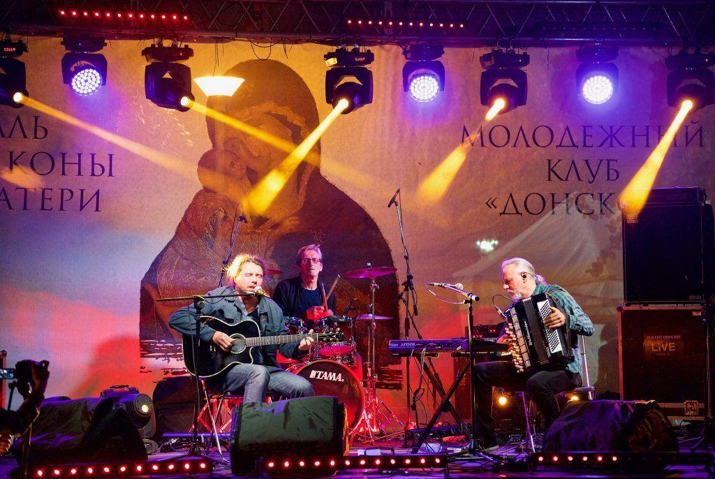 Седьмой фестиваль Донской иконы Божией Матери провели в Москве. Фото: официальная страница Донского монастыря