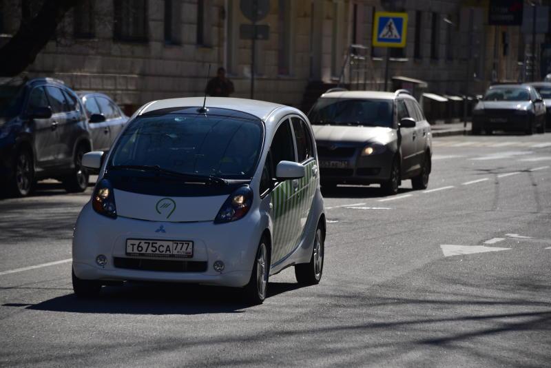 Власти Москвы планируют расширить поддержку развития электротранспорта