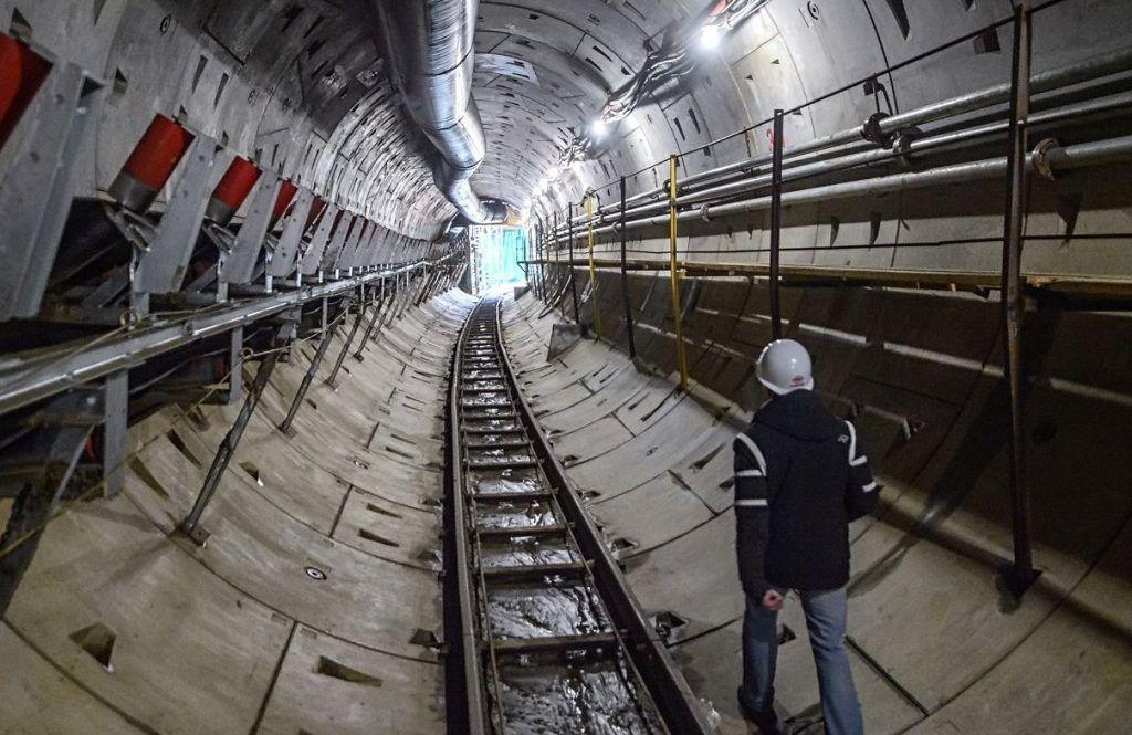Девять станций спроектируют на первом этапе строительства Бирюлевской линии метро. Фото: сайт мэра Москвы