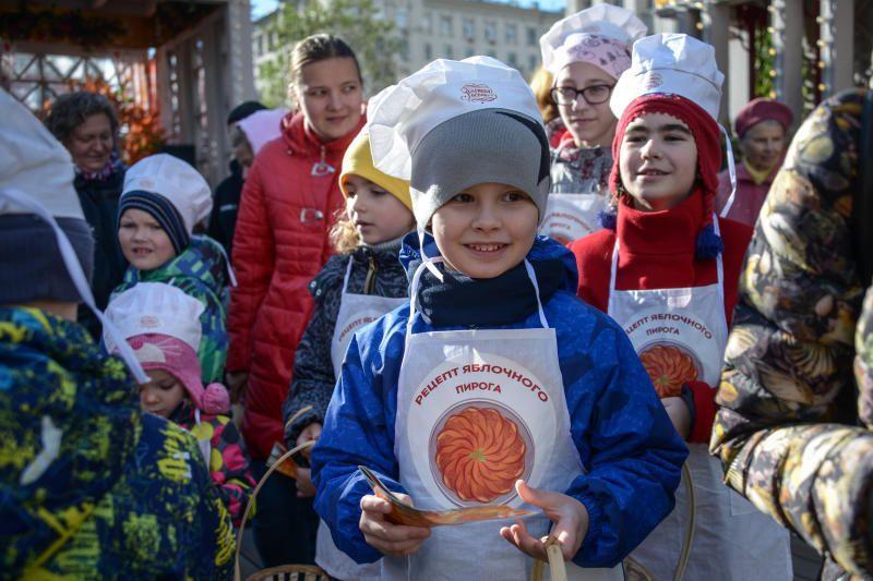 Более 450 мастер-классов пройдет в рамках фестиваля «Золотая осень»